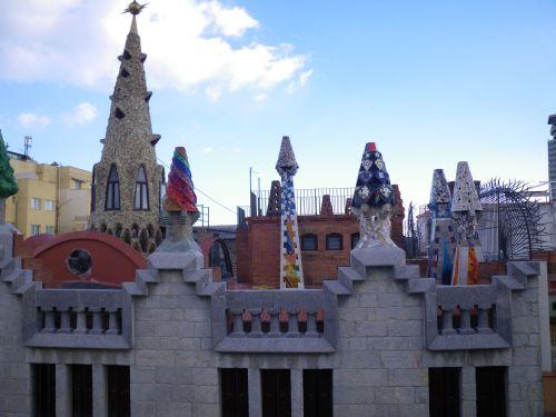 Barcelone Palais Guell