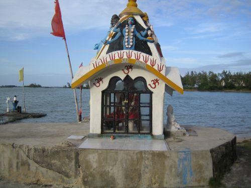Ile Maurice  Temple Hindou