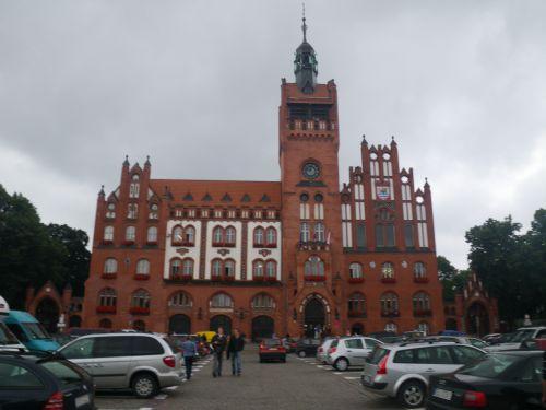 Slupsk hôtel de ville