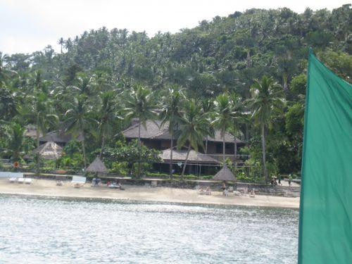 MINDARO - 1er aperçu de Coco Beach