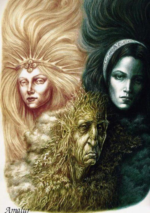 Les trois déesses