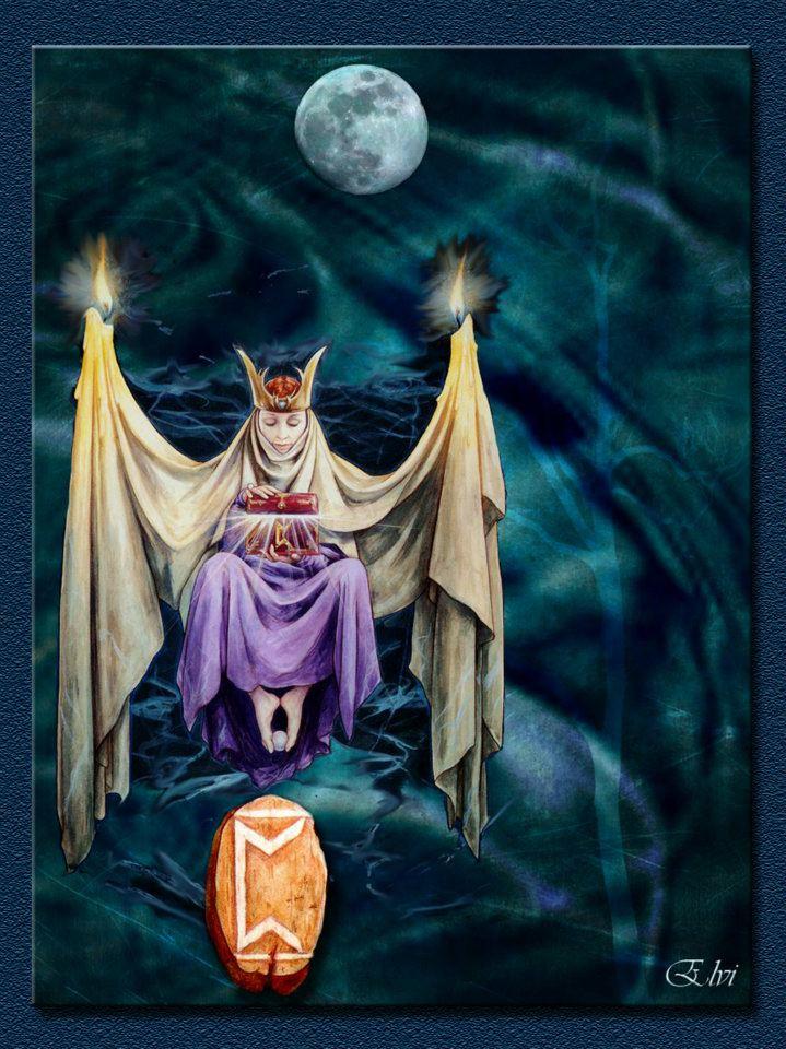 la rune du Hasard