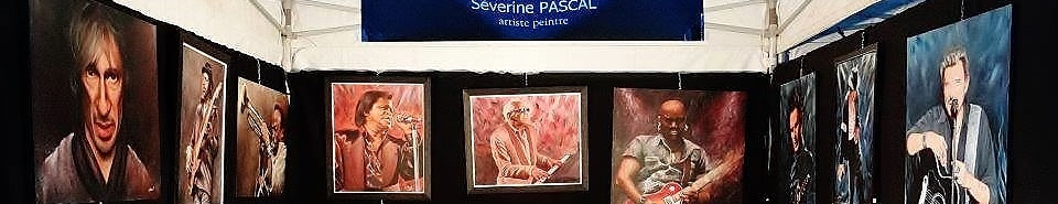 Séverine Pascal, artiste peintre