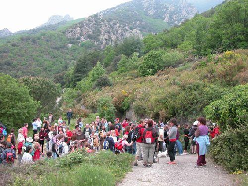 200 participants sur le chemin des peurs  Mai que Mai 2009