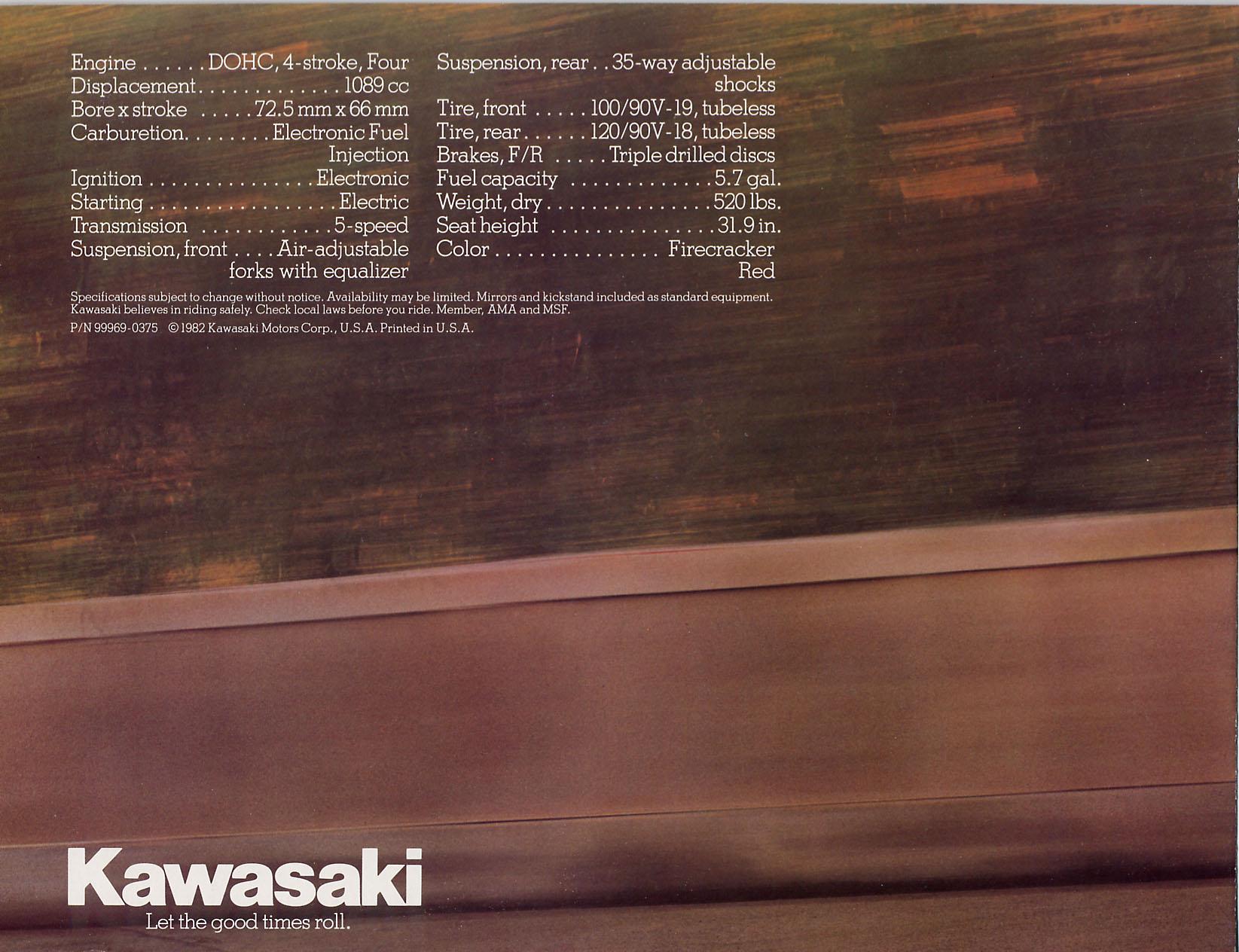 brochure kawasaki GPZ1100   B.JPG