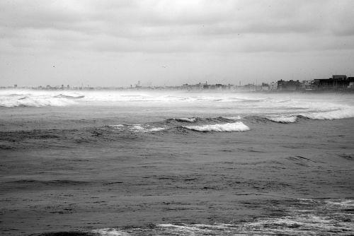 Jour de tempête