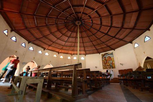 église de Mar Lodge