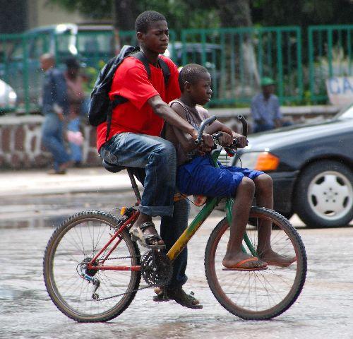 Le partage de vélo