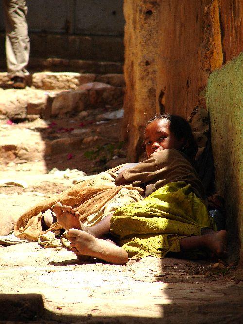 Enfant de rue-Harar-Sept 09