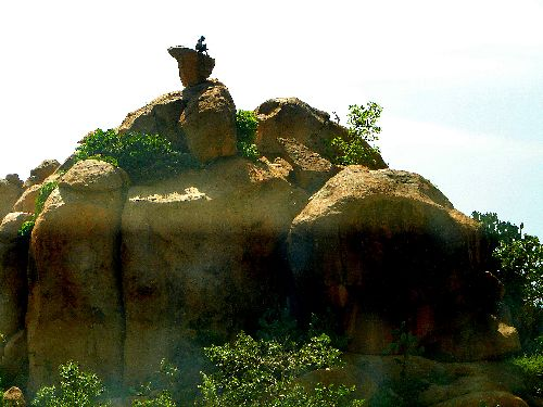 Vallée des Merveilles-Environ de Harar-Sept 09