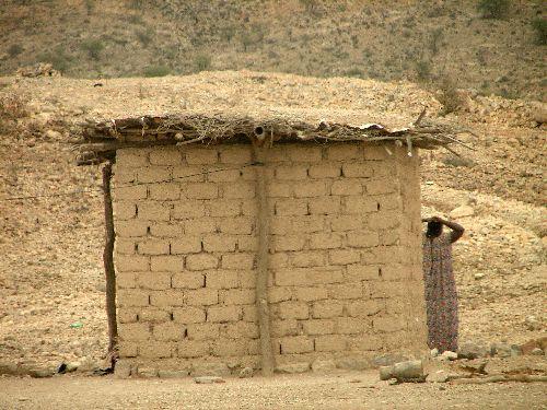 Petite case-Environs de Dire Dawa-Sept 09