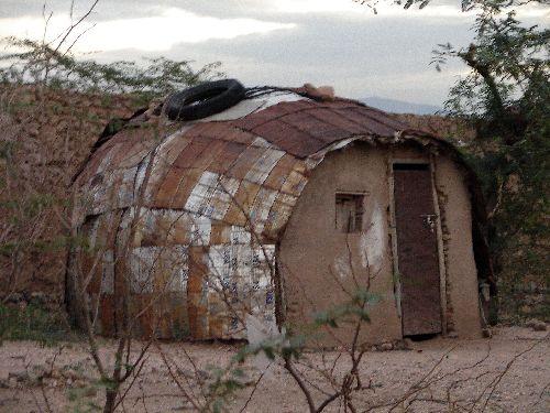 Cabane locale-Dire Dawa-Sept 09
