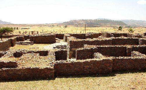 Queen of Sheba Palace-Axum-Nov 09