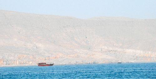 Fjords de Moussamdam-Oman-Avr 09