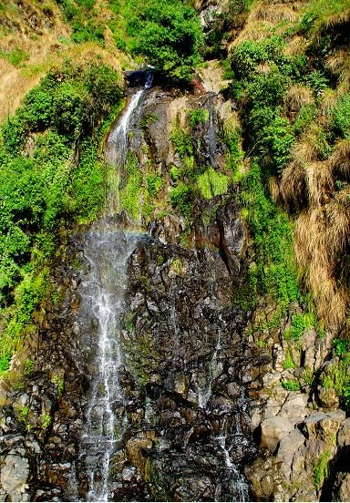Chutes d'eau-Simien Mountains-Nov 09