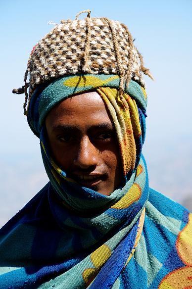 Ethiopien-Simien Mountains-Nov 09