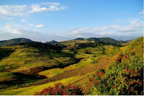 Simien Mountains-Nov 09