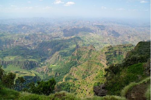 Simien Mountains-Nov 09
