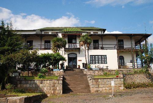 Hôtel TAITU-Visite de Piassa-07/02/10
