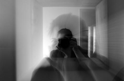 Autoportrait thème mirroir_5