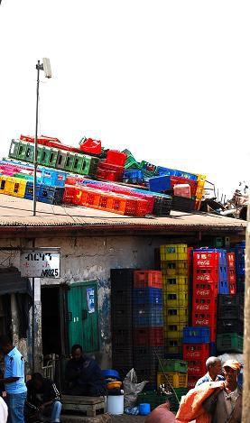 Quartier entrepôt - Mercato - Novembre 2010