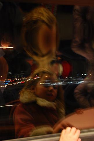 Effet de reflets - Amsterdam - Déc 10