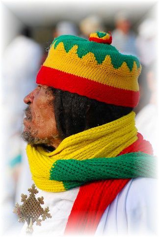 Rastafari - Timkat - Janv. 2011