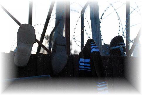 Chaussures perdues - Timkat - Janv. 2011