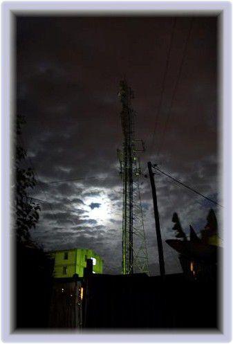 Sortie de nuit à Addis