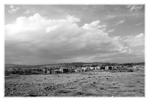 Addis depuis les hauteurs