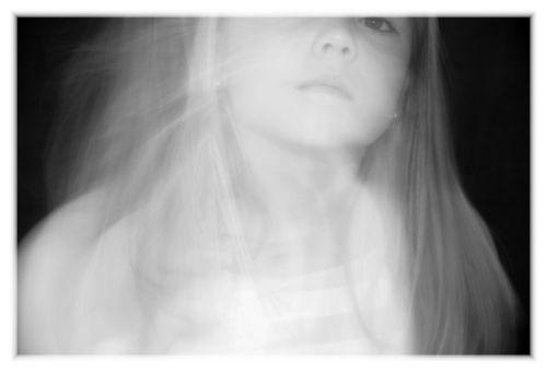 Mélissa en studio_avril 2012