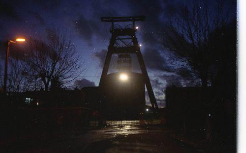Arenberg un soir d'orage