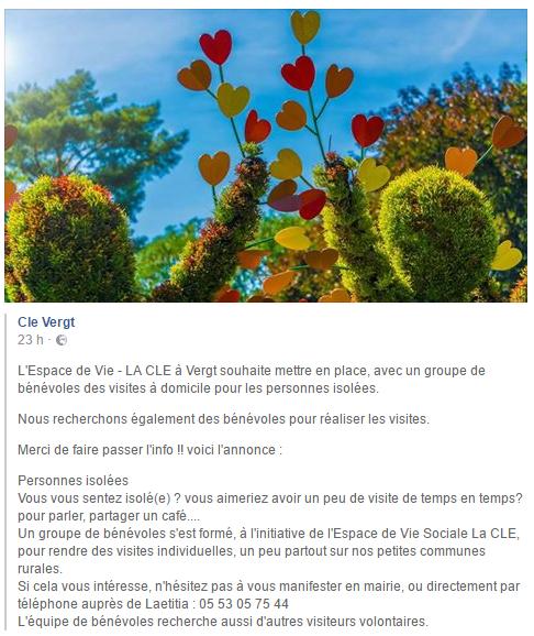 Vergt Patrimoine a partagé la publication de Cle...   Vergt Patrimoine.png