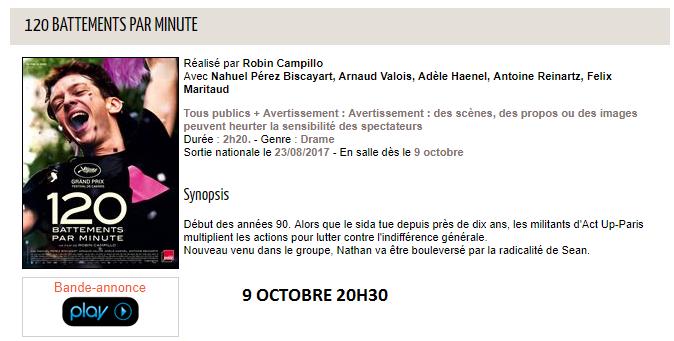 120 battements par minute au Vergt - Ciné-Passion en Périgord.png