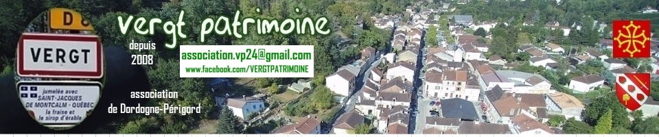 Vergt Patrimoine (Dordogne-Périgord)
