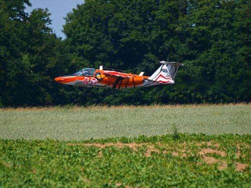 SAAB  1050E  -  Austria Air Force.