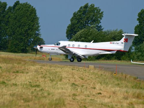 Pilatus PC-12/47 suisse