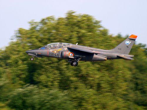 Alphajet - Armée de l'Air française