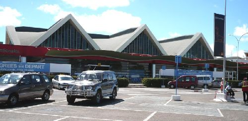 04 - Aéroport  International d' Ivato