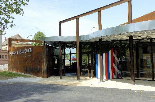 Le Centre d'interprétation et de recherches de la ligne de démarcation