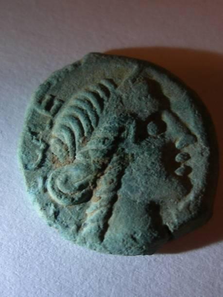 Bronze au Demos (Volques Arécomiques) [WM n° 7966] 190535090410111426