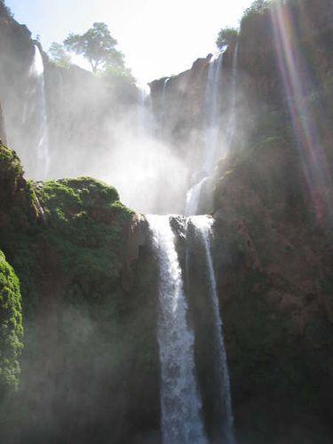 Le Maroc Profond - Les Cascades d\'Ouzoud . 1