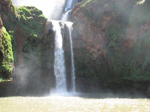 Le Maroc Profond - Les Cascades d\'Ouzoud . 2