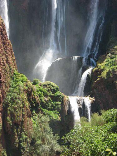 Le Maroc Profond - Les Cascades d\'Ouzoud . 3