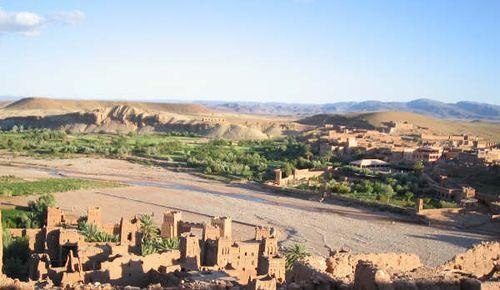 Le Maroc Profond - La Kasbah de Aït Benhaddou / Ouarzazate