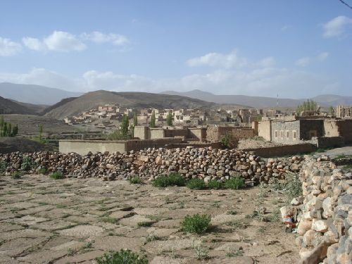 La Province de Ouarzazate  : Aït Yâazza