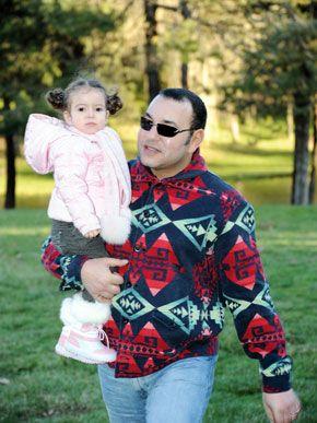 28.02.2009 : SM Le Roi Mohamed VI et la Princesse Lalla Khadija