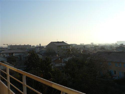 vue du balcon vers la gauche