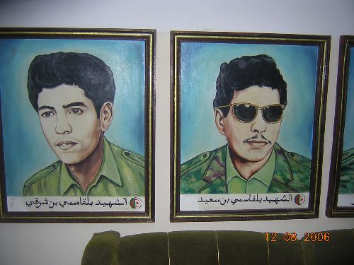 Chahid Belkacemi Benchergui et Chahid Belkacemi Bensaïd