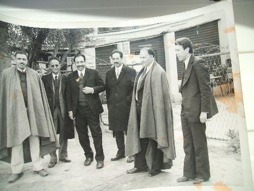 Photo souvenir en 1967 -Académie de Chlef